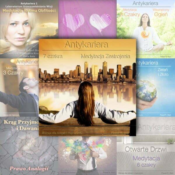 Medytacja Antykariera, w poszukiwaniu pracy życia