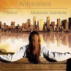 Medytacja Zestrojenia - Antykariera 7 - Praca Życia