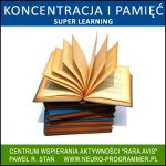Koncentracja i Pamięć - Super Learning
