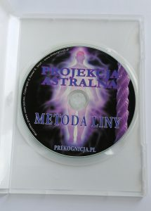 Metoda Liny - OBE na CD