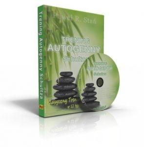 Trening Autogenny Odczuwanie Ciężaru - Trening Autogenny Schultza CD