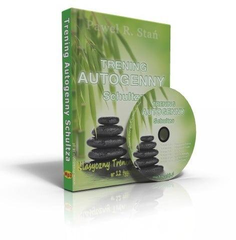 Trening Autogenny Schultza CD Mp3, medytacja prowadzona
