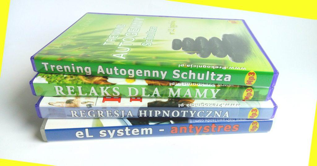 Medytacja na płycie CD - trening autogenny - regresja hipnotyczna - relaksacja - prawo jazdy