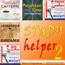 Study Helper 2 - Brain Sync for Learning