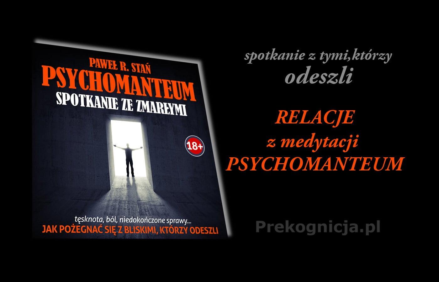 Spotkanie ze zmarłą osobą - relacje Psychomanteum