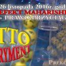 Eksperyment Lotto 2016 (Prawo Przyciągania i Efekt Maharishiego)