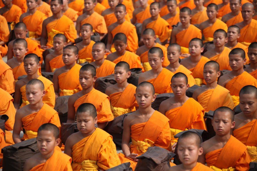 Medytacja Buddyzm