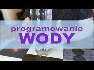 Pamięć wody, programowanie wody