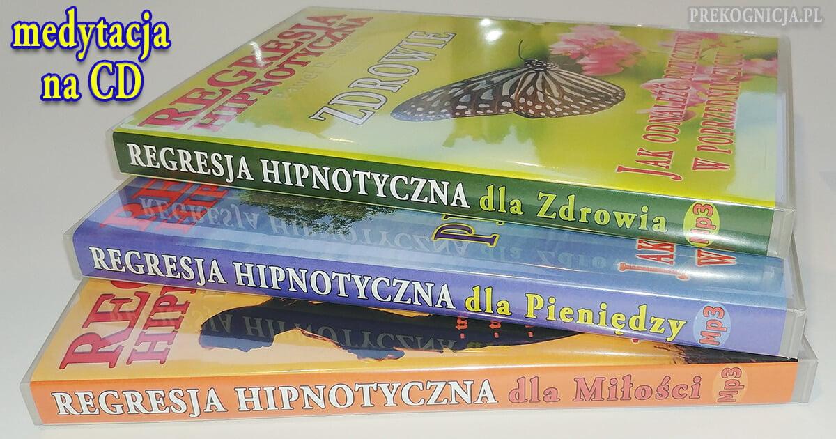 Regresja Hipnotyczna na CD - Prekognicja.pl