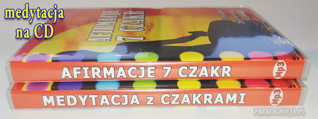 Medytacja z Czakrami + Afirmacje 7 Czakr - Prekognicja.pl
