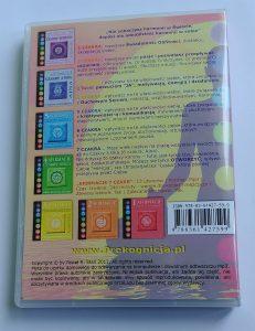Afirmacje dla 7 czakr - wersja na CD