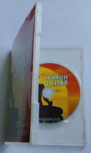Afirmacje 7 Czakr wersja na CD