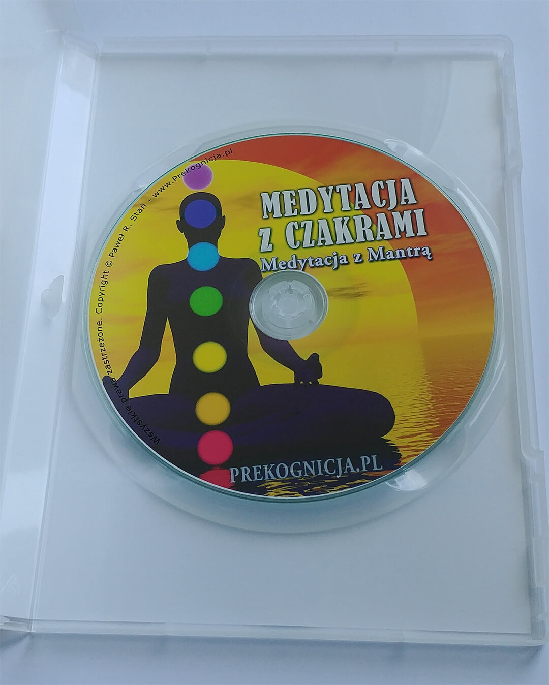 czakry medytacja - Komplet medytacji do pracy z czakrami