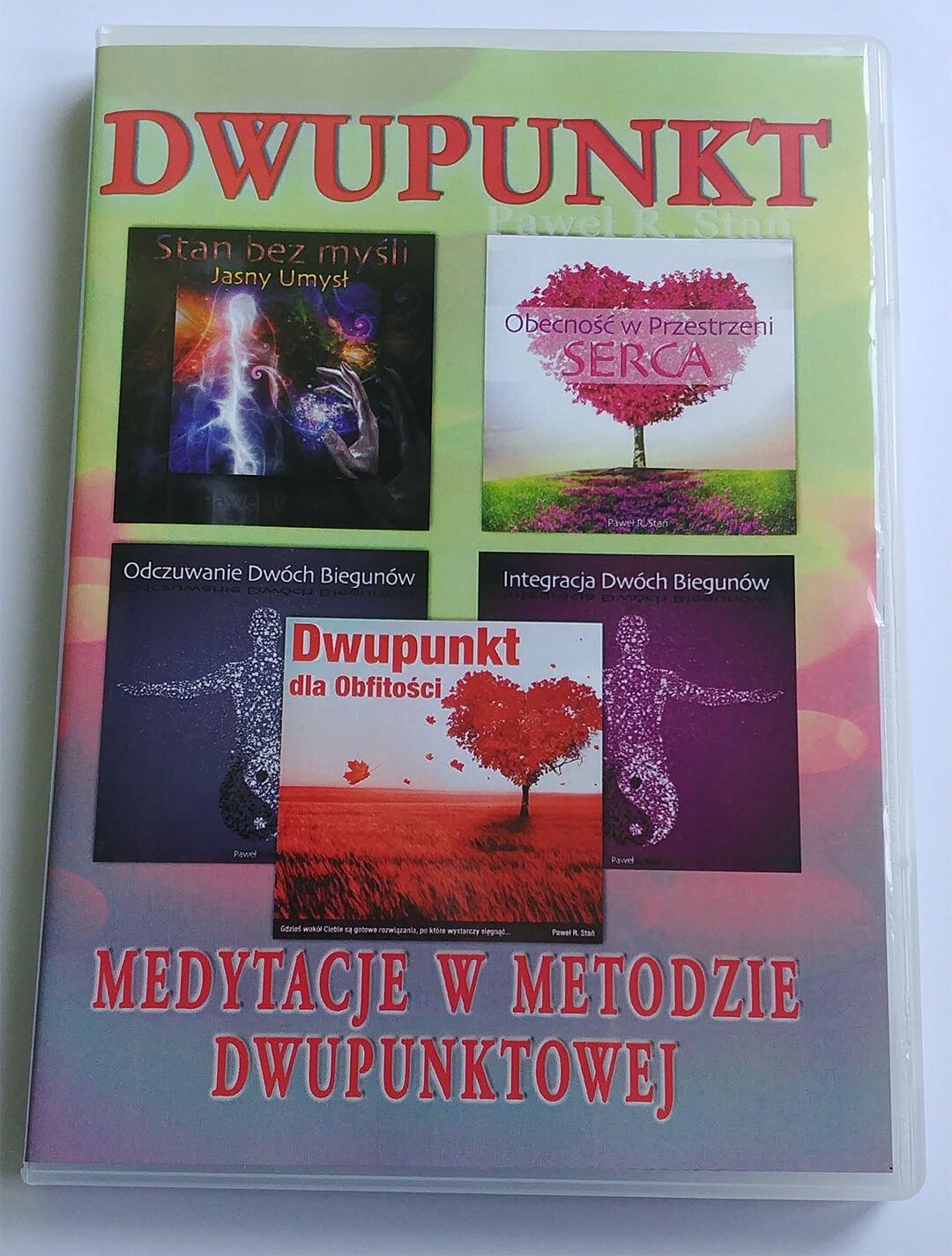 Metoda dwupunktowa cover - medytacja kierowana dla dwupunktu