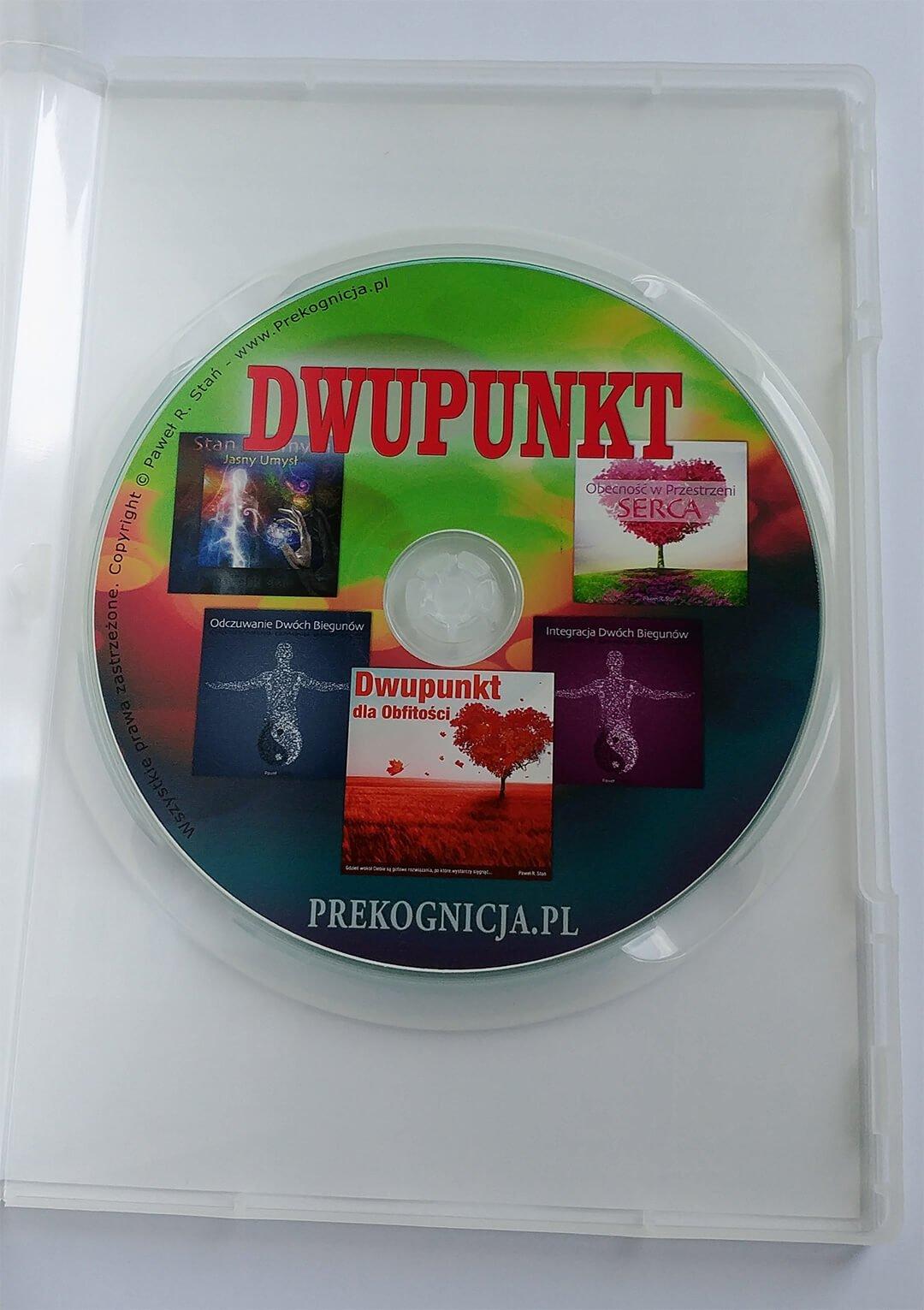 Metoda dwpunktowa - medytacja dla dwupunktu na CD