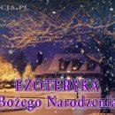 Ezoteryka Bożego Narodzenia