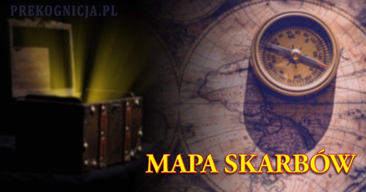 Mapa Skarbów, Mapa Marzeń dzisiaj i 20 lat temu