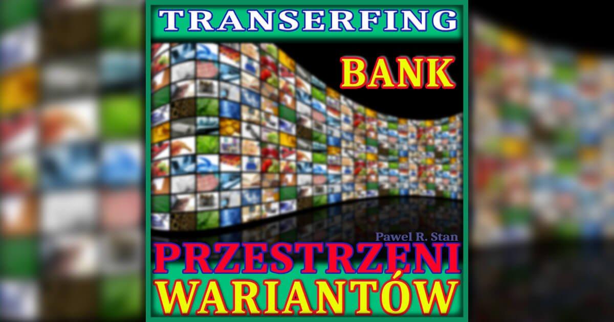 """Wizualizacja slajdu końcowego """"Bank Przestrzeni Wariantów"""""""