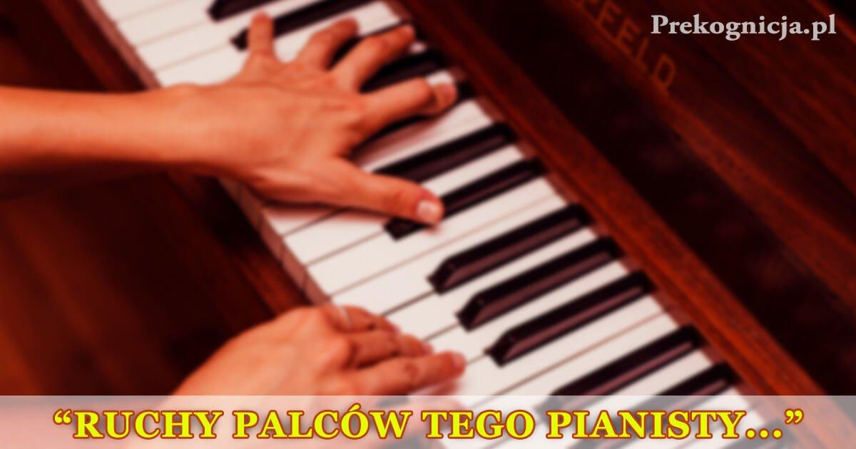 Przypowieść o dobrych uczynkach: Pianista
