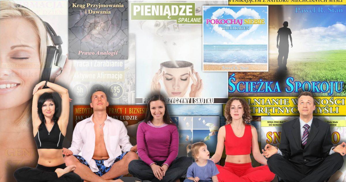 Wspólna medytacja, afirmacja, wizualizacja mp3