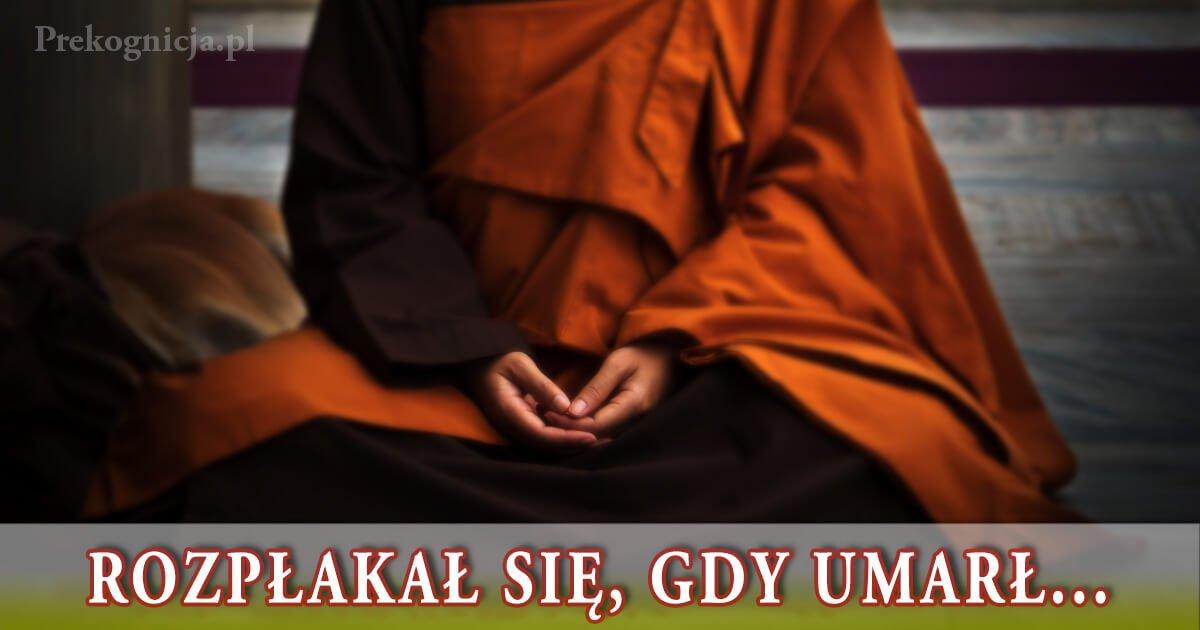 Płacz Mnicha | przypowieść