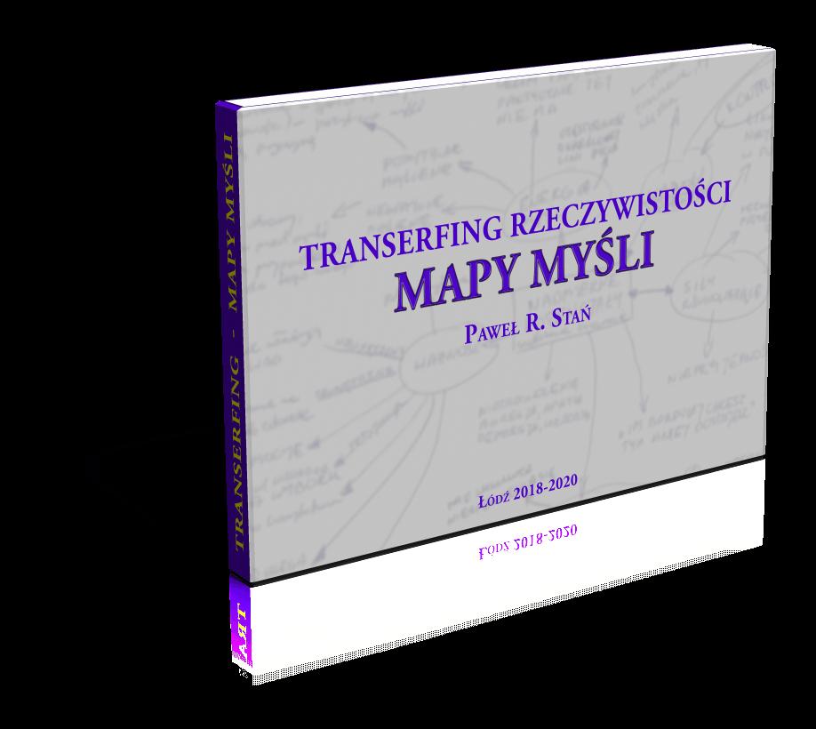 Transerfing Rzeczywistości - Mapy Myśli cover box
