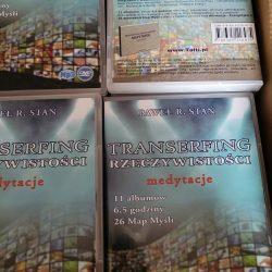 DVD Transerfing Rzeczywistości: medytacje