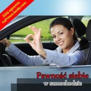 Pewność siebie w samochodzie (Prawo Jazdy)