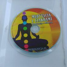 Czakry medytacja - Komplet medytacji do pracy z czakrami CD