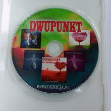 Metoda dwupunktowa - medytacje na CD