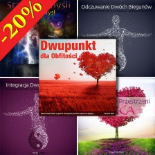 DWUPUNKT 1-5 (pięć medytacji dwupunktu 20% taniej)