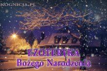 Ezoteryka Bożego Narodzenia (stymuluje myślenie)