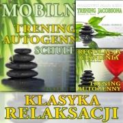 KLASYKA RELAKSACJI 22% taniej: mobilny trening autogenny Schultza + trening Jacobsona + regulacja ciśnienia