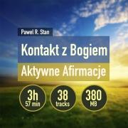 Kontakt z Bogiem – Aktywne Afirmacje mp3 (mega paczka)