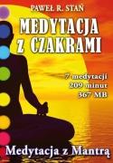Czakry i Medytacja  – komplet medytacji z czakrami na CD