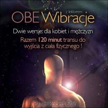 OBE Wibracje (dwie wersje z lektorem dla kobiet i mężczyzn)