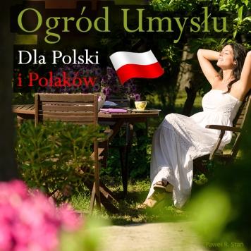 Medytacja HUNY Ogród Umysłu dla Polski i Polaków - Tiki, Huna