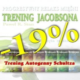 Trening autogenny Schultza + Trening Jacobsona (19% taniej)